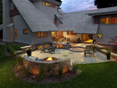 backyard with firepit backyard design ideas with pit photo 5 design