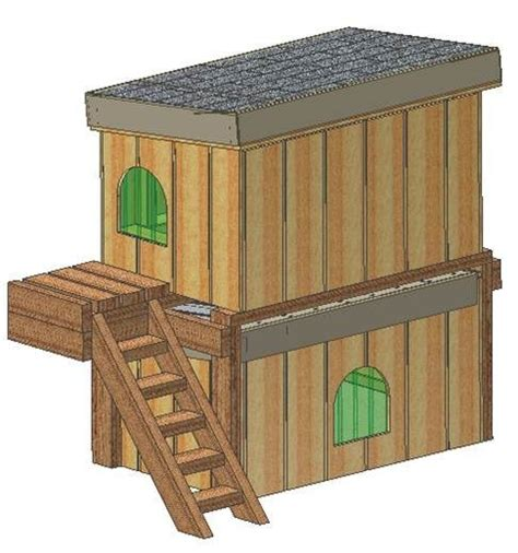 2 story dog house plans for a two story dog house archives new home plans design