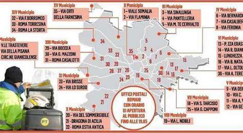 uffici postali aperti pomeriggio roma quot c 232 posta per te quot anche al tramonto salgono a 100 gli