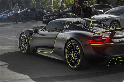 porsche wrapped beautifully wrapped porsche 918 spyder via reddit