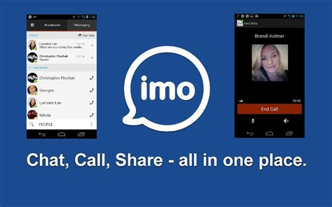 imo for android imo messenger beta for android receives enhancements for broadcasts feed bug fixes trutower