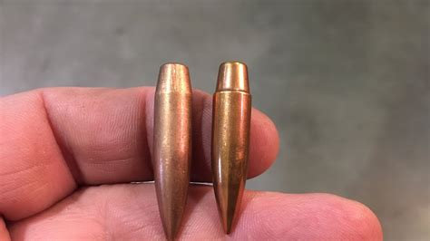 what is a boat tail bullet dtac 115 grain 6mm rebated boat tail bullets youtube