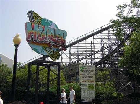 hurler kings dominion coasterpedia  roller