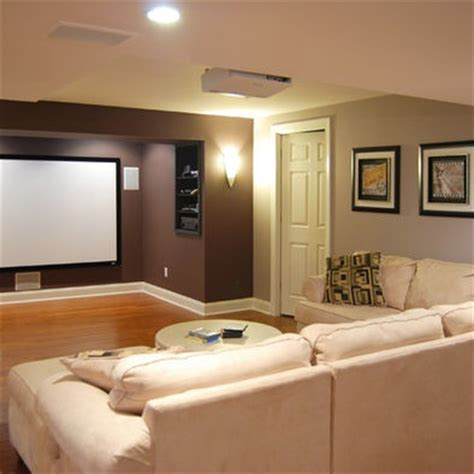 basement paint colors ideas