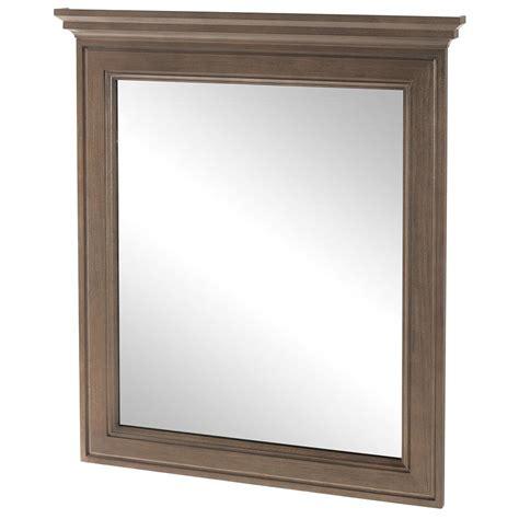 home decorators mirrors home decorators collection albright 30 in w x 34 in h
