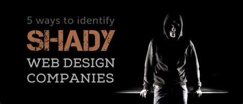 Shady Ways To Make Money Online - 5 ways to identify shady web design companies hawaii web design