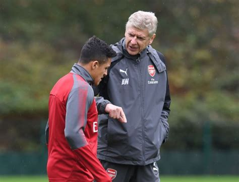wenger speaks on alexis sanchez s move to psg onlinenigeria arsenal news man utd s alexis sanchez reveals what arsene