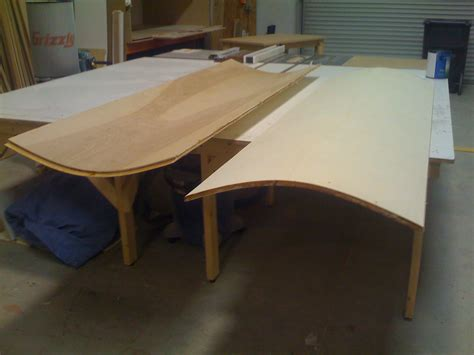 How To Make Curved Cabinet Doors How To Saw Curved Panels