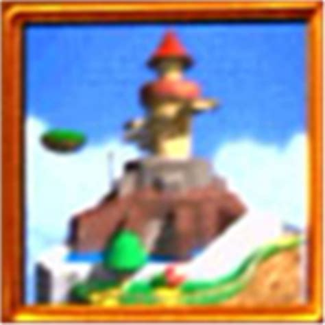painting mario image whomp s fortress painting png mariowiki fandom