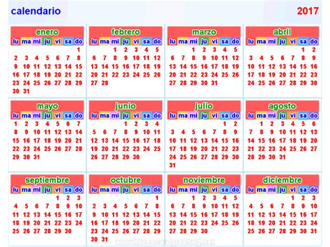 Calendario Lunar Outubro 2017 Calend 193 2017 Feriados