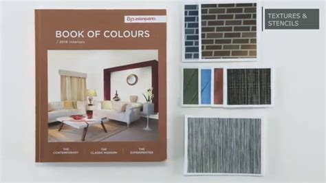 asian paints presents the book of colours 2016