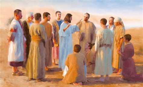imagenes de jesus hablando con un joven la misi 243 n como discipulado estudio