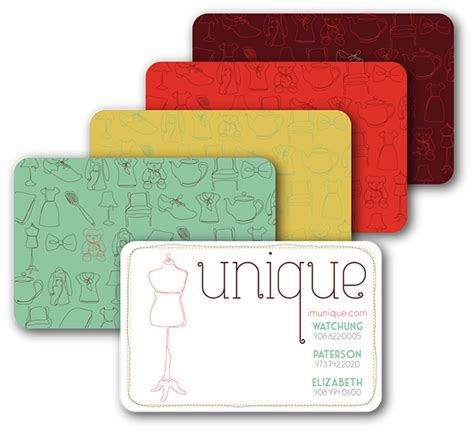 Thrift Store Gift Cards - unique thrift store on behance