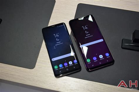 Samsung S9 Plus 2018 samsung launches galaxy s9 s9 plus flagships in india androidheadlines