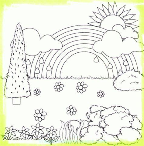 imagenes para pintar sobre la primavera sol reluciente en im 225 genes para dibujar en primavera
