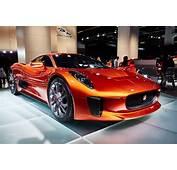 Jaguar The 2019 2020 CX75 Exterior Wallpaper HD