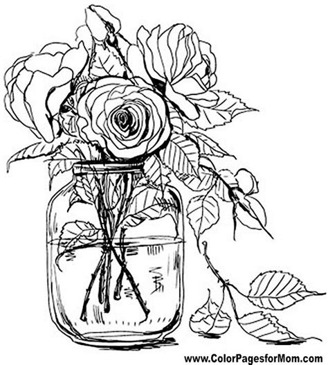 florals a coloring book for adults coloring collection books 17 best ideas about flower coloring pages on
