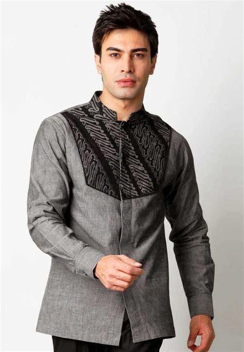 Kemeja Fashion Pria Terbaru Termurah Kemeja Stingky 22 model kemeja batik pria 2018 yang maskulin fashion modern 2018