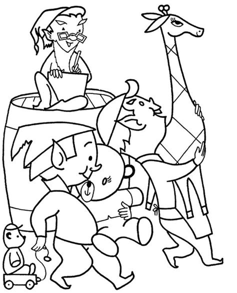 coloring pages christmas eve toys to pack christmas eve coloring page christmas eve