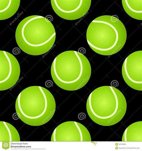 sport pattern background free seamless tennis ball pattern stock vector image 49726382