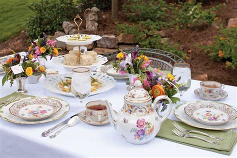 table scapes celebrating spring tablescapes teatime magazine