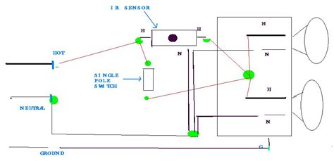 override light sensor wiring diagram wiring diagrams