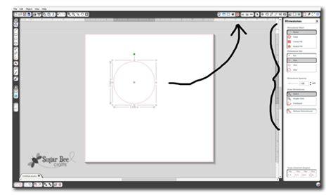 design brief software rhinestone design with designer silhouette software