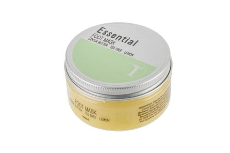 Tea Tree Mask 100ml essential 100ml tea tree lemon foot mask vrikshop