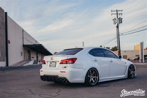2015 lexus isf white city coastin lance calitri s lexus is f