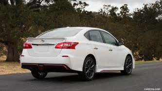 nissan sentra 2017 white 2017 nissan sentra nismo white rear hd wallpaper 13