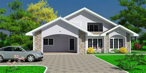 in house plans ghana house plans chaley house plan