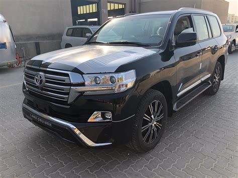 2019 Toyota Land Cruiser by Toyota Land Cruiser 2019 Black Toyota Review