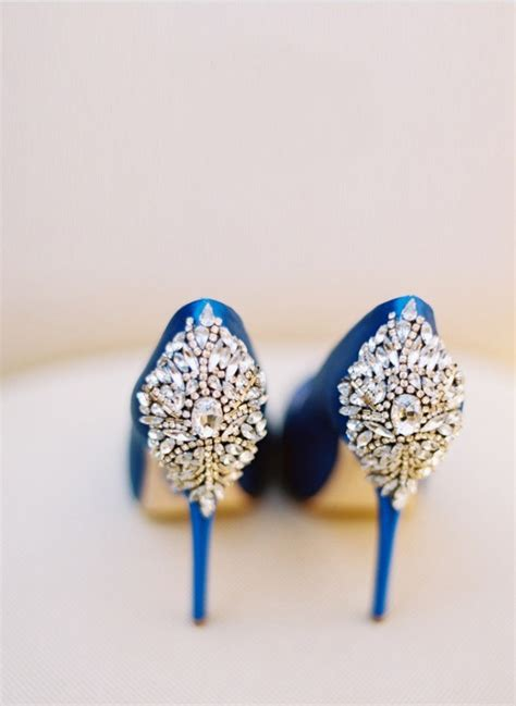 Wedding Shoes Something Blue by 10 Ways To Include Your Something Blue Weddingsonline