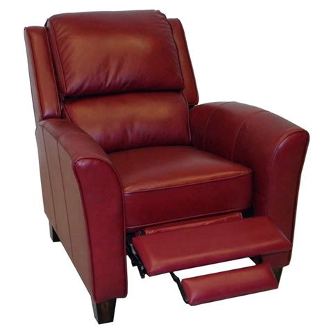 red leather reclining chair 1000 ideas about leather recliner chair on pinterest