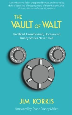 the vault of walt volume 6 other unofficial disney stories never told books michaelbarrier quot what s new quot archives october 2010