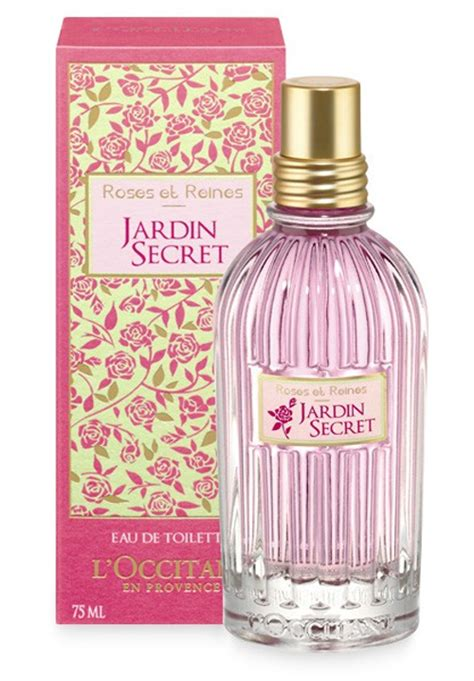 Loccitane Roses Et Raines 75ml Cp 310 l occitane en provence roses et reines jardin secret new fragrances