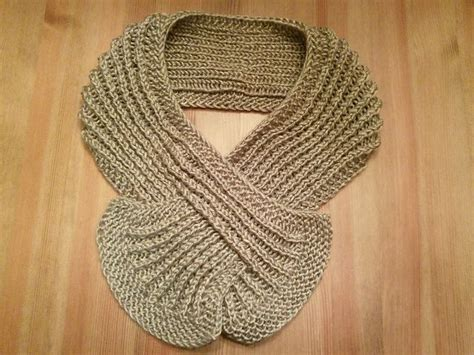 knitting patterns for scarves nz crochet this cute keyhole scarf with lion brand heartland