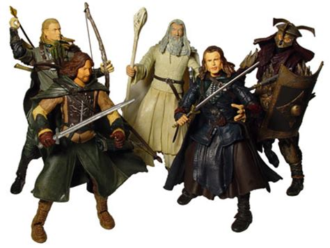 Three Story Houses by Two Towers Action Figures Legolas Faramir Easterling
