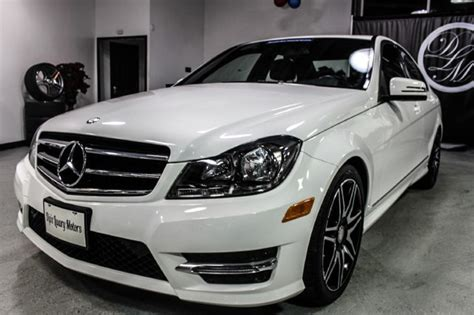 Mercedes 2014 C300 by 2014 Used Mercedes C Class 4dr Sedan C300 Sport