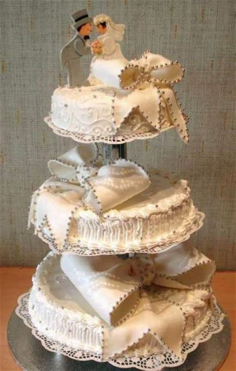 fancy wedding cakes pictures fancy wedding cake