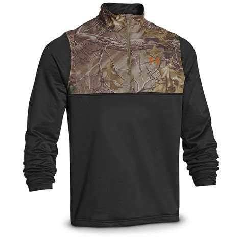 Hoodie Jaket Sweater Armour Keren 1 armour s caliber 1 4 zip pullover jacket 635825 lifestyle at sportsman s guide