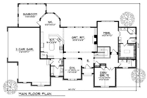 4200 sq ft house plans european style house plan 4 beds 3 baths 4200 sq ft plan