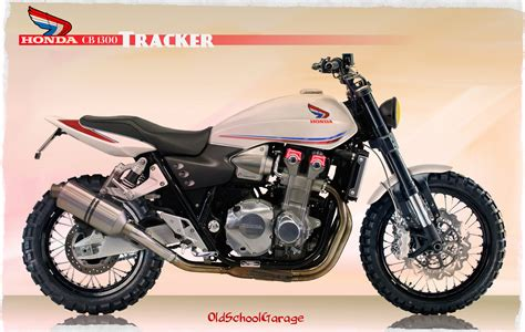 honda cb 1300 honda cb cb 1300 cafe racer special tracker