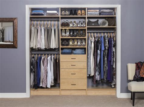 Custom Closet Storage by Small Closet Organization Ideas From Closet Design Pros