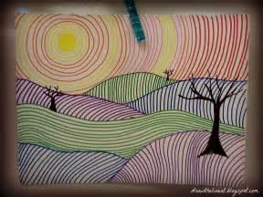 Landscape Line Draw The Line At Line Landscapes