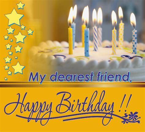 Happy Birthday! Friend  Free For Best Friends eCards