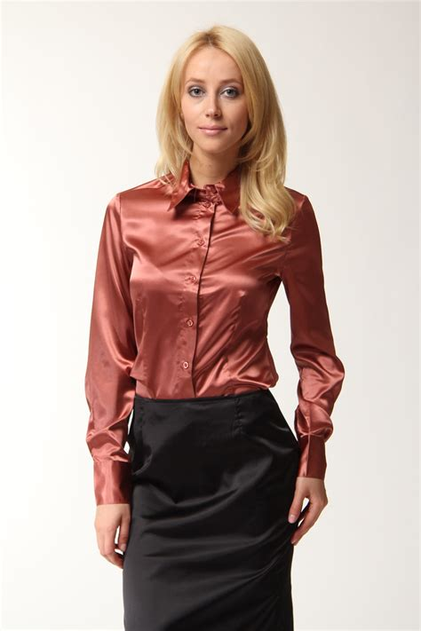 Image result for womens satin tops