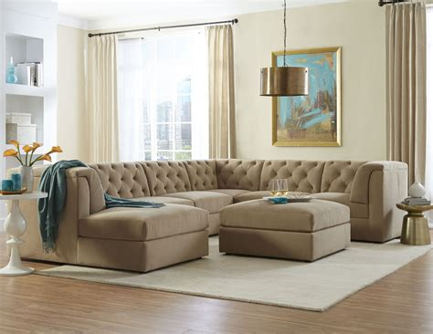 sectional sofa pieces sold separately troop 6 piece modular sectional ottoman sold separately