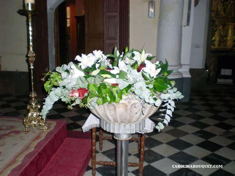 imagenes adornos navideños con piñas decoraci 243 n bautizos granada flores para bautizo