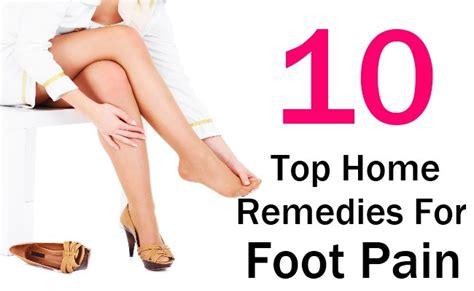 10 top home remedies for foot diy home remedies